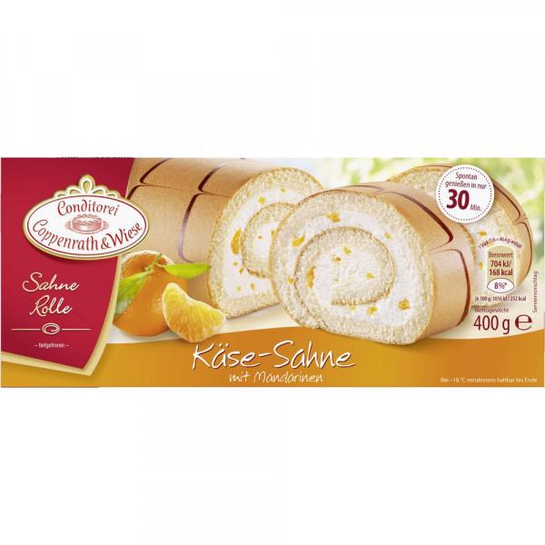 Käse-Sahne-Rolle, tiefgekühlt