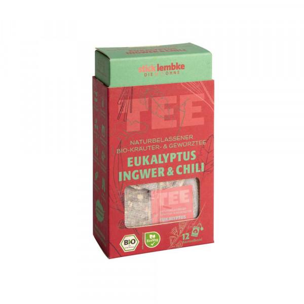 Bio Tee Eukalyptus/Ingwer/Chili