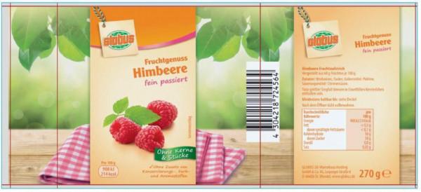 """Fruchtaufstrich """"Fruchtgenuss"""", Himbeere"""
