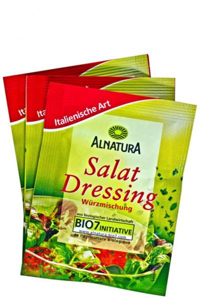 Bio Salatdressing, italienische Art 3x8g