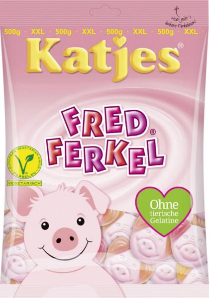 "Fruchtgummi ""Fred Ferkel"""
