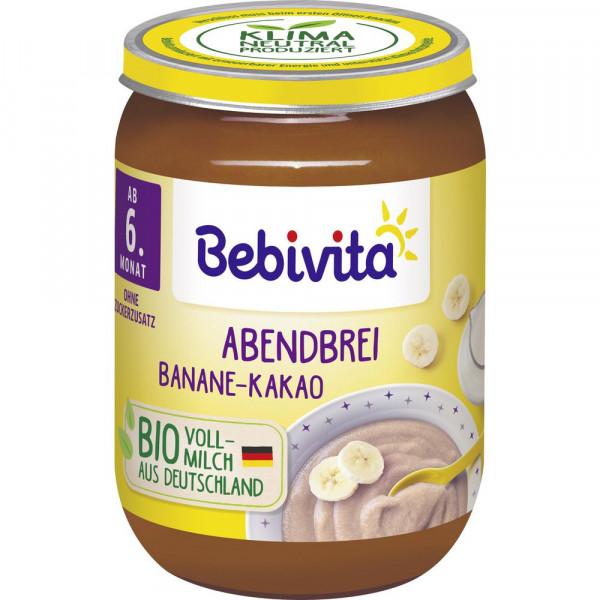 Baby Abendbrei, Banane/Kakao