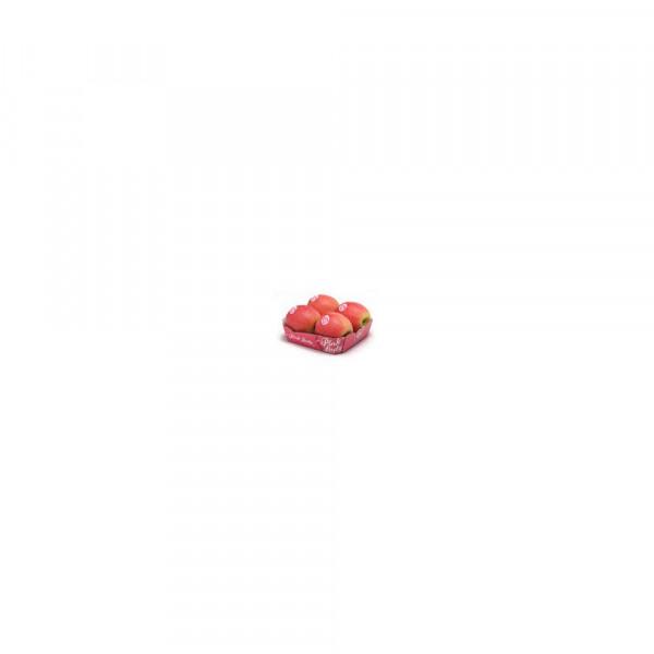 Apfel Pink Lady, 4er Schale