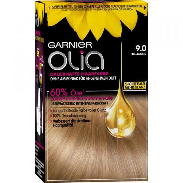 """Haarfarbe """"Olia"""", 9.0 Hellblond"""