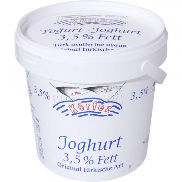 Naturjoghurt 3,5% Fett
