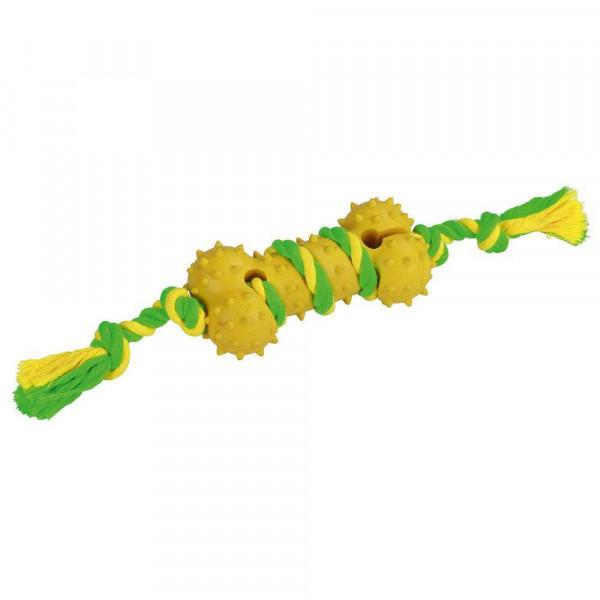 """Hundespielzeug """"Knochen am Seil"""""""
