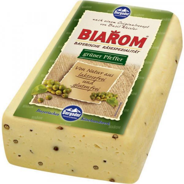 Bayrische Käsespezialität, Grüner Pfeffer