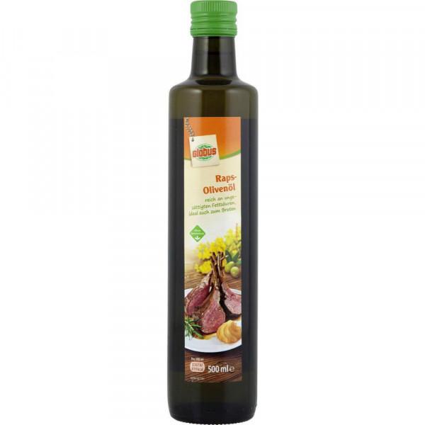 Raps-Olivenöl