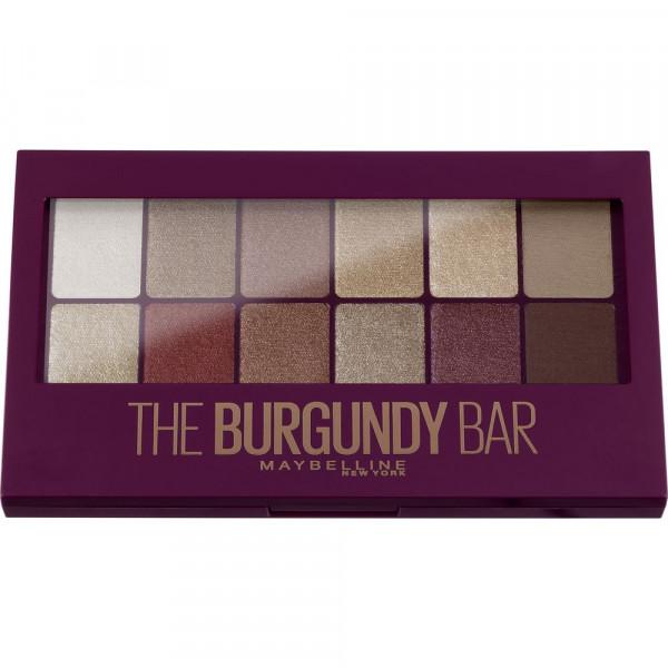 Lidschatten Palette The BUrgundy Bar