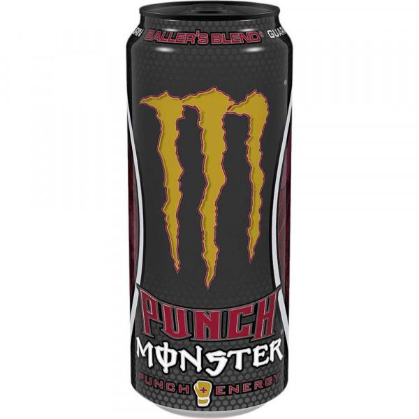 Energy Drink, Baller`s Blend
