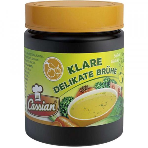 Brühe Delikat, klar