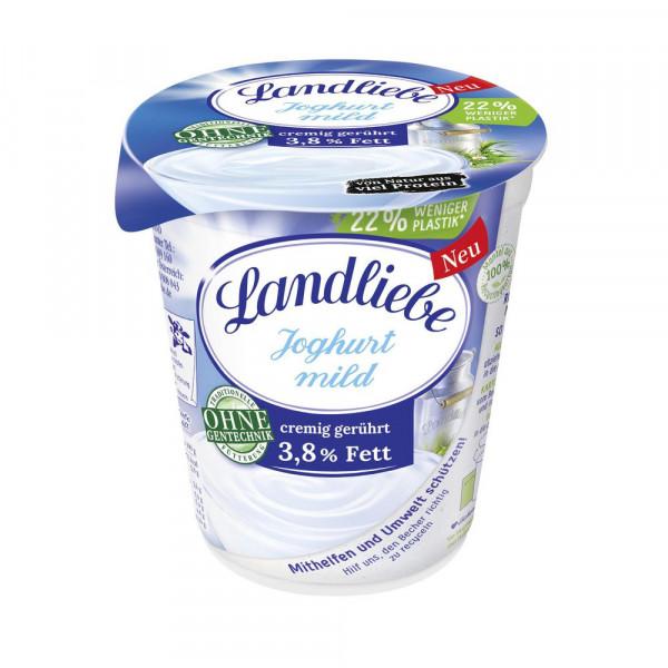 Joghurt mild, 3,8% Fett