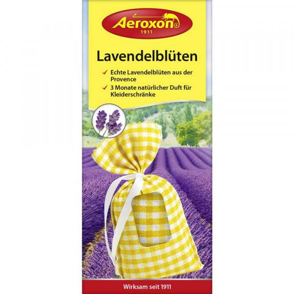 Lavendel-Blüten-Beutel gegen Motten