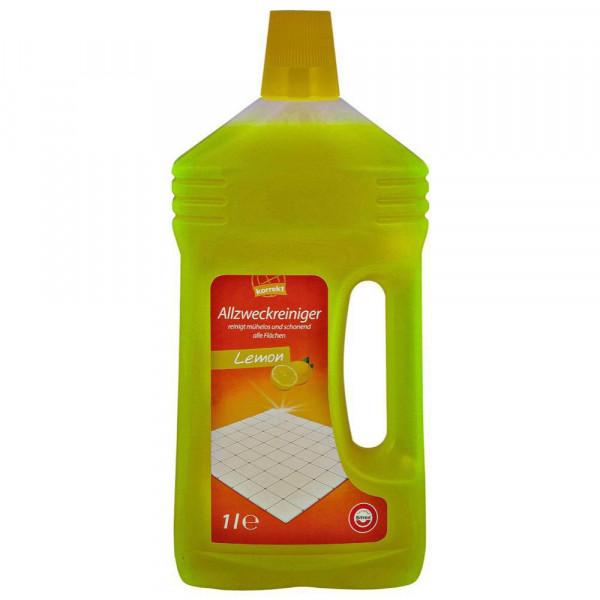 Allzweckreiniger, Lemon