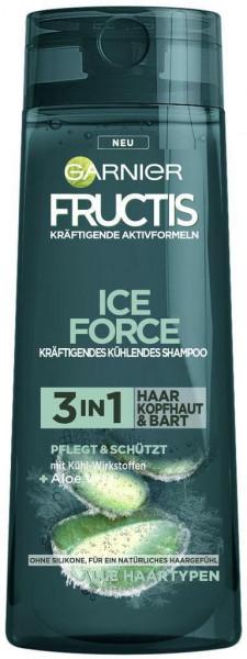 "Shampoo ""Fructis"", 3 in 1"