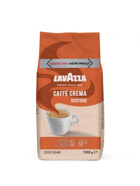 Caffè Crema Gustoso, ganze Bohne