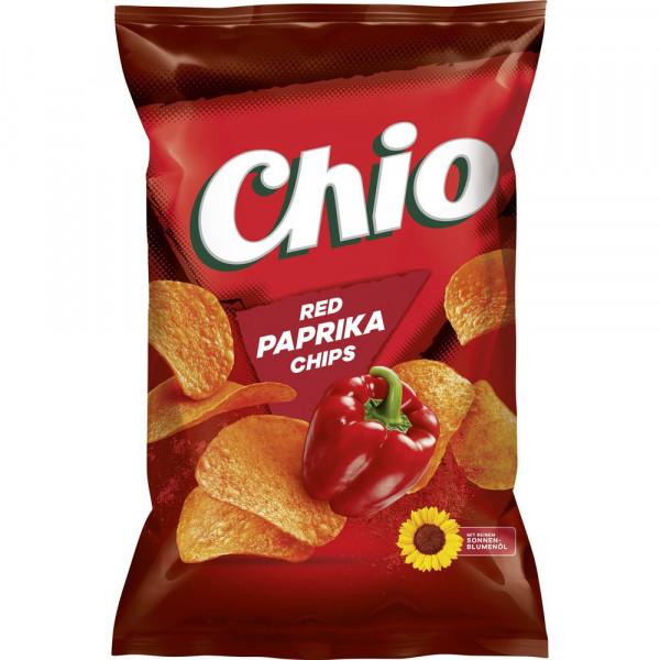 Chips, Paprika
