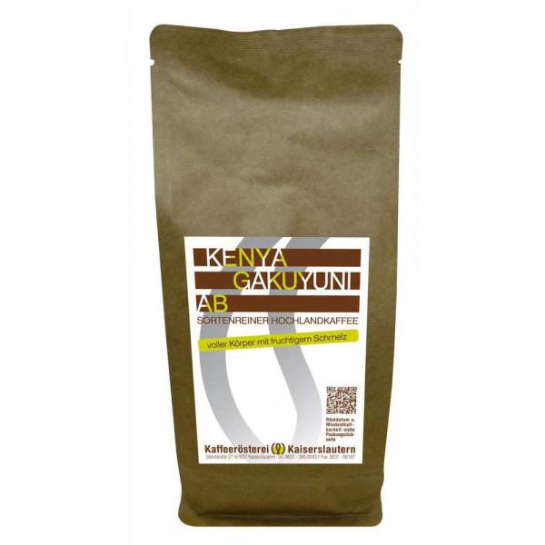 """Kaffee-Bohnen """"Kenia"""""""