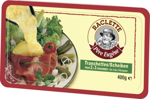 Raclette Scheiben