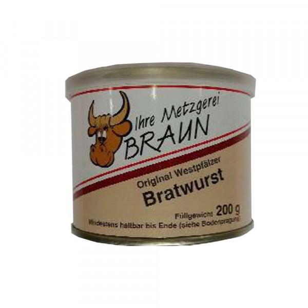 Original Westpfälzer Bratwurst