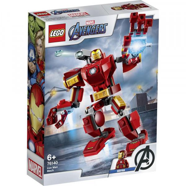 LEGO 76140 Iron Man Mech