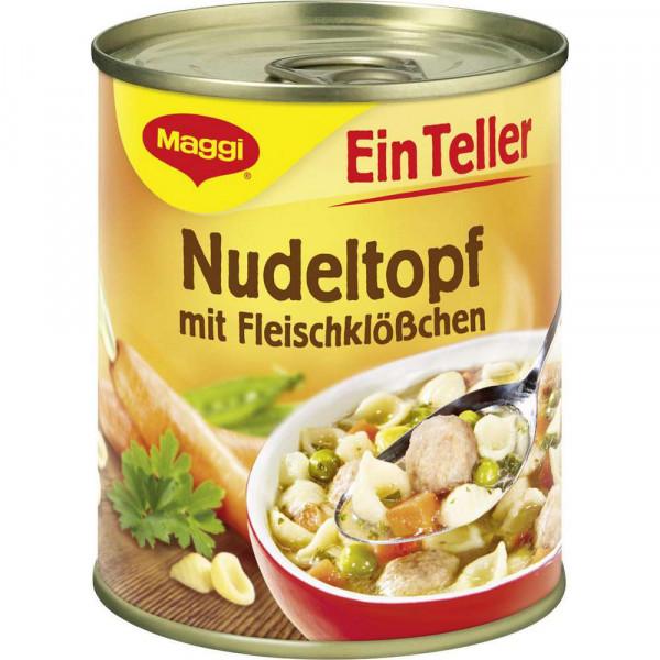 """Eintopf """"Ein Teller"""", Nudel/Rind"""