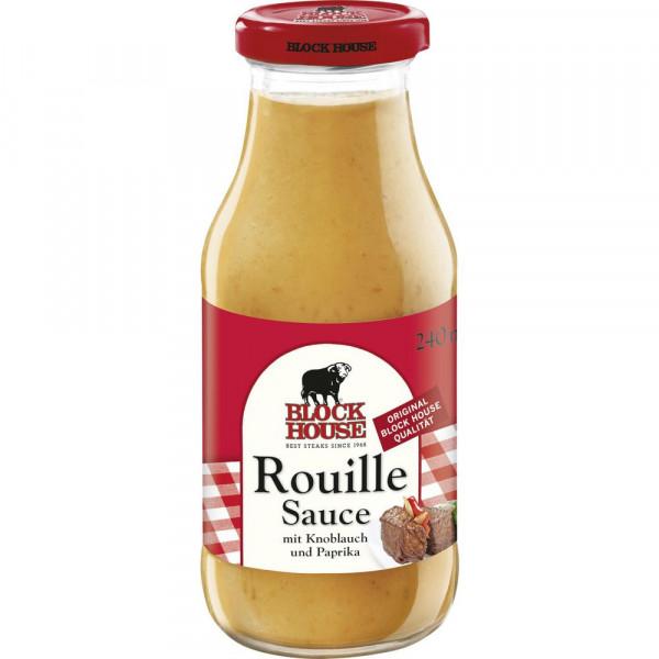 Rouille Sauce mit Knoblauch & Paprika