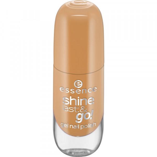 Nagellack Shine Last & Go, Honey Honey 53