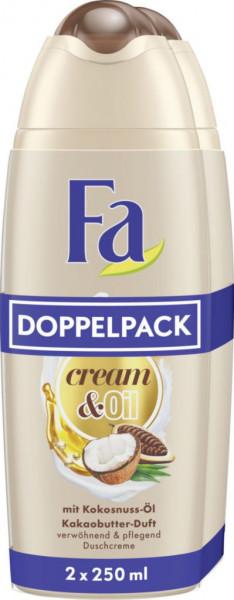 Duschgel, Cream & Oil
