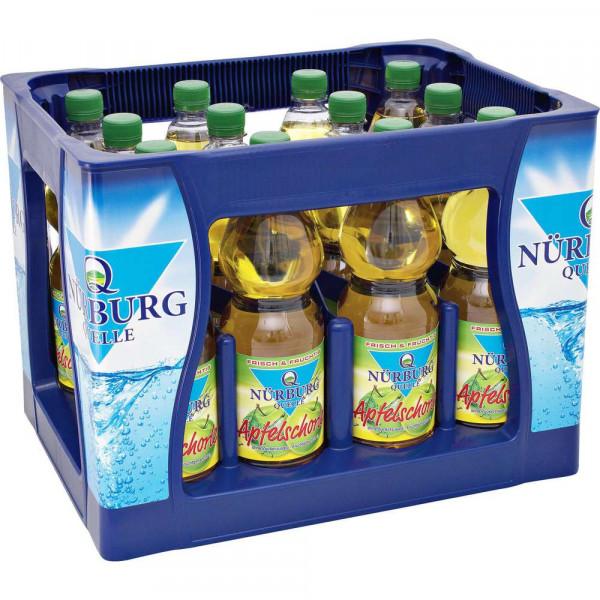 Apfelschorle (12 x 1 Liter)