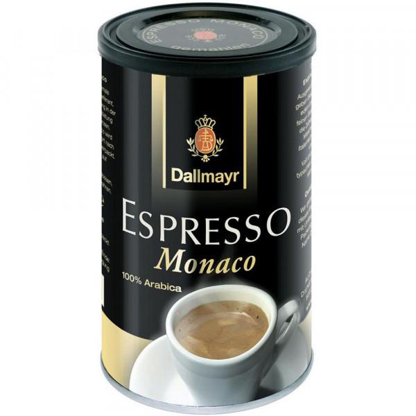 Espresso Monaco, gemahlen