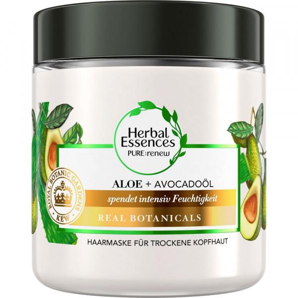 """Haarpflegemaske """"intensiv Feuchtigkeit"""", Aloe + Avocado"""