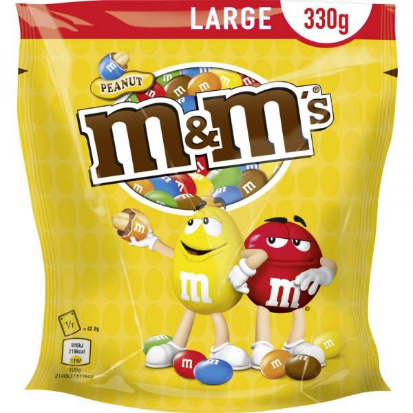 Erdnüsse in Milchschokolade