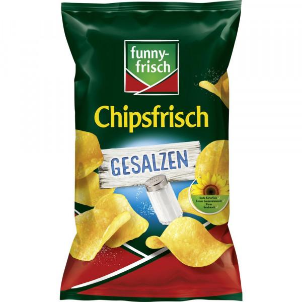 Chipsfrisch, gesalzen