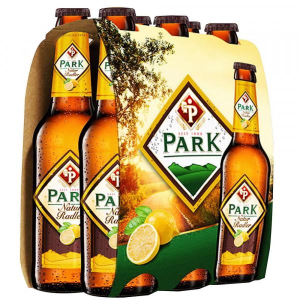 Biermischgetränk, Naturradler 2,5%(4 Sixpacks in der Kiste zu je 6 x 0.33 Liter)