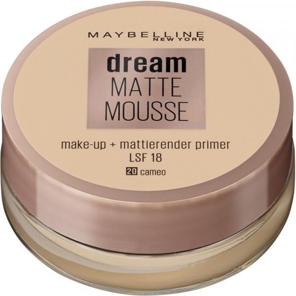 Make-Up Dream Matte Mousse, Cameo 20