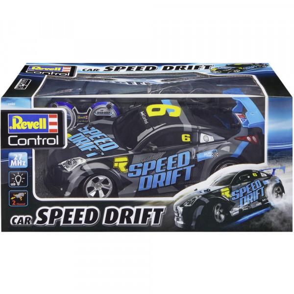 Revell Control Drift Car SPEED DRIFT