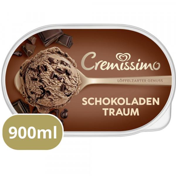 Cremissimo Schokoladen Eiscreme