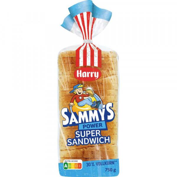 Sammy's Sandwich, Power