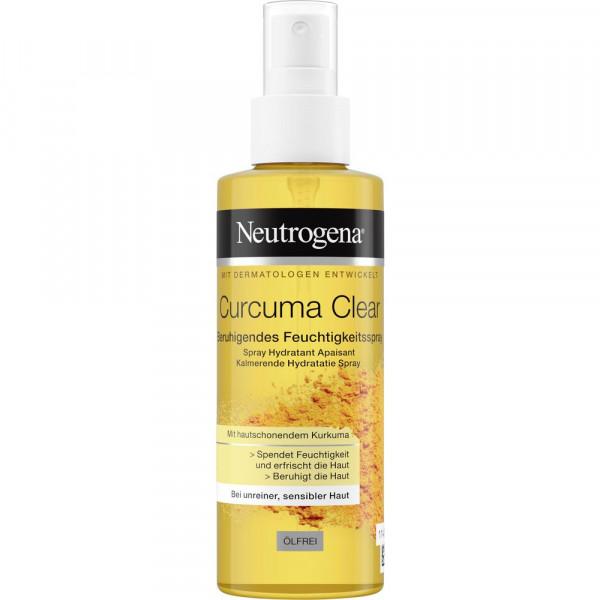 Curcuma Clear Feuchtigkeitsspray