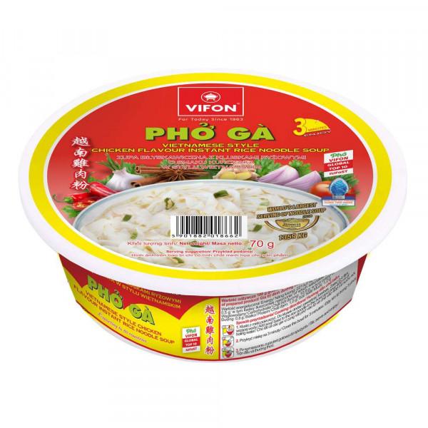 Pho Ga Instant Reisnudelsuppe, Chicken