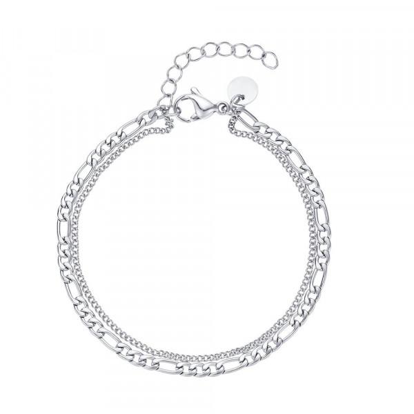 Damen Armband aus Edelstahl (4056874024426)