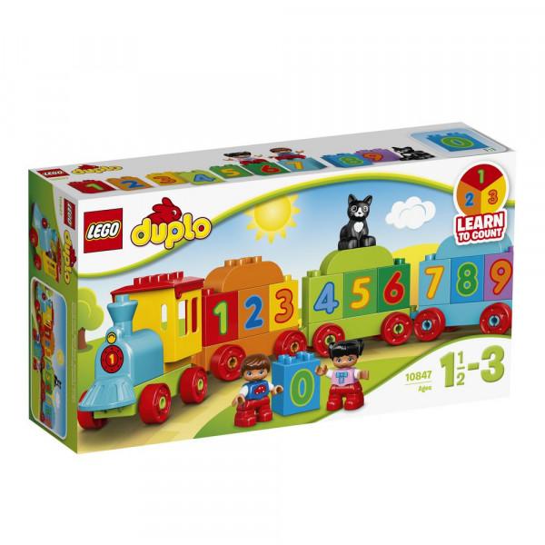 LEGO 10847 Zahlenzug