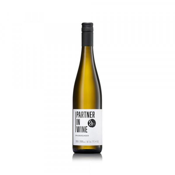 Partner in Wine Grauburgunder