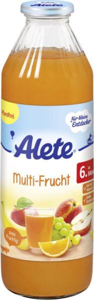 Kindersaft, Multifrucht