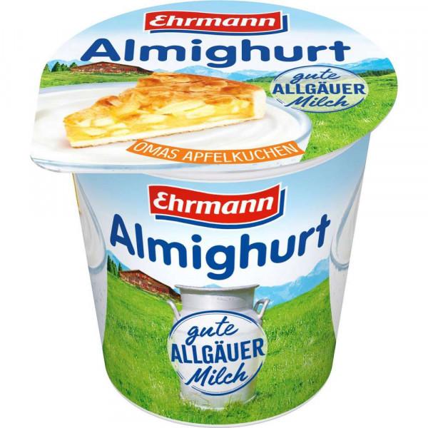 Joghurt, Omas Apfelkuchen