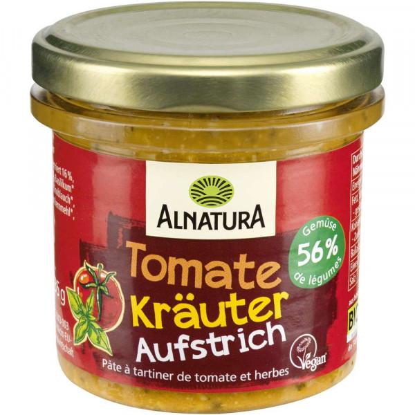 Bio Aufstrich, Tomate-Kräuter