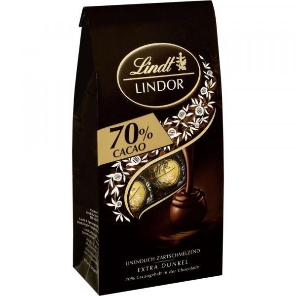 """Schoko Kugeln """"Lindor"""", 70% Kakao"""