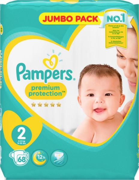 Windeln Premium Protection New Baby Gr. 2 Mini