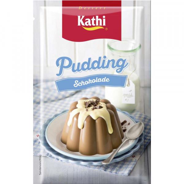 Puddingpulver, Schokolade
